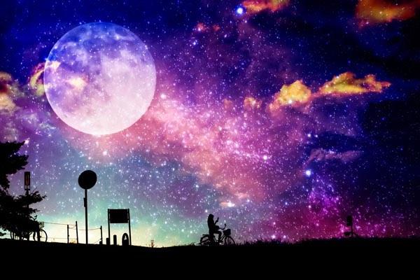 夢の世界のイメージ