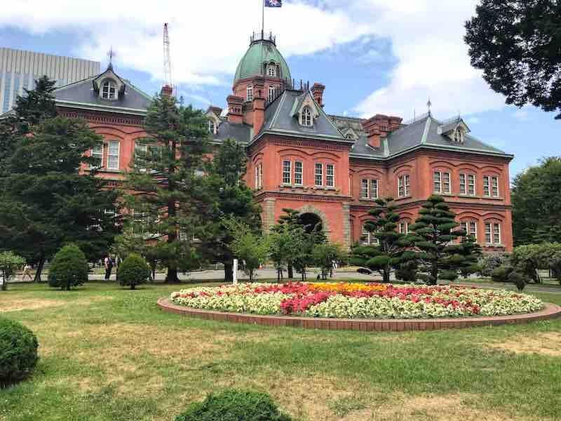 北海道 旧庁舎