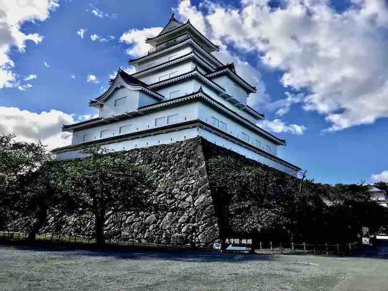 福島 鶴ヶ城