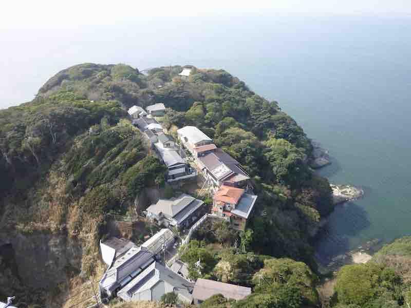 神奈川県 江ノ島展望台