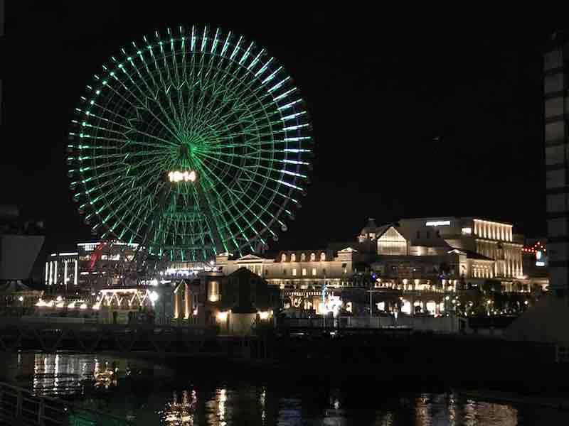 神奈川県 横浜の夜景