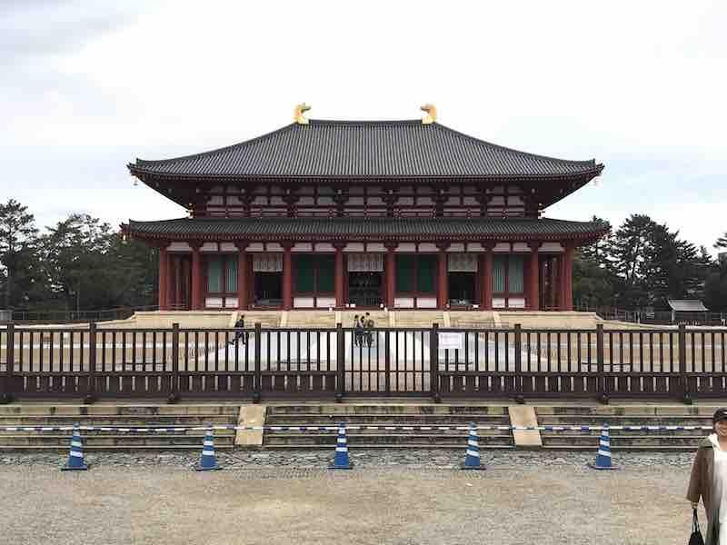 奈良県 興福寺 外観