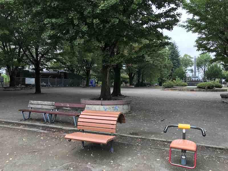埼玉県 荒川公園
