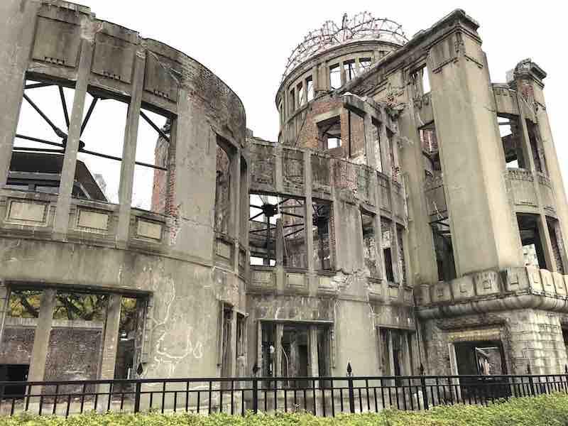 広島 原爆ドーム 外観