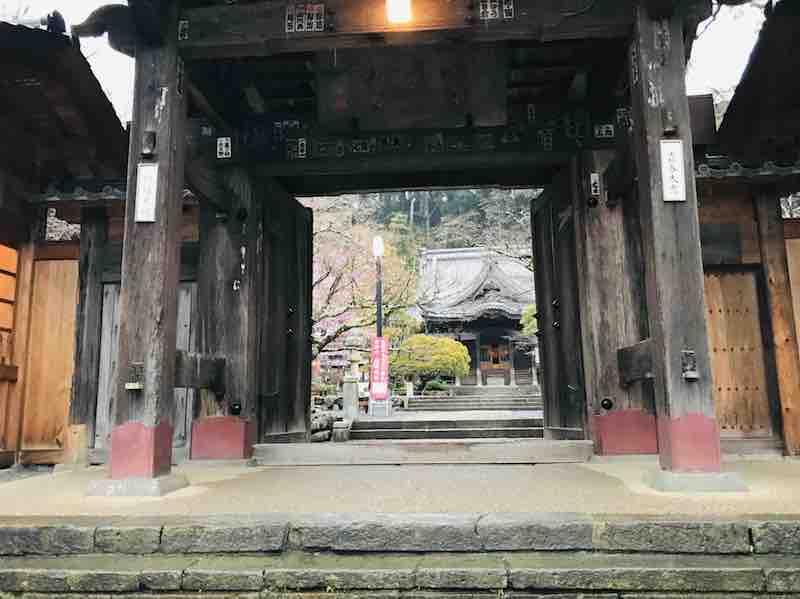 静岡県 修善寺 入り口