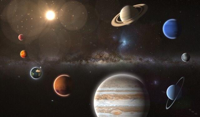 太陽系の天体