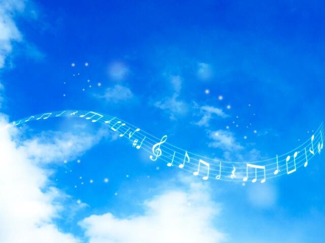 CMソングのイメージ