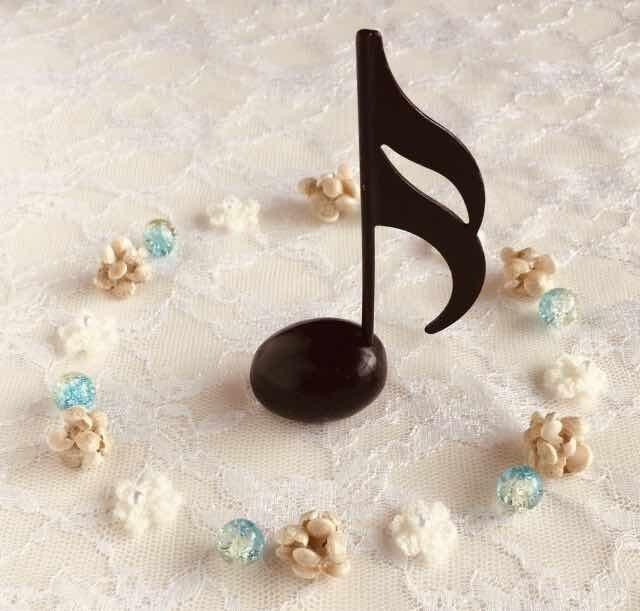 音楽の音符の雑貨