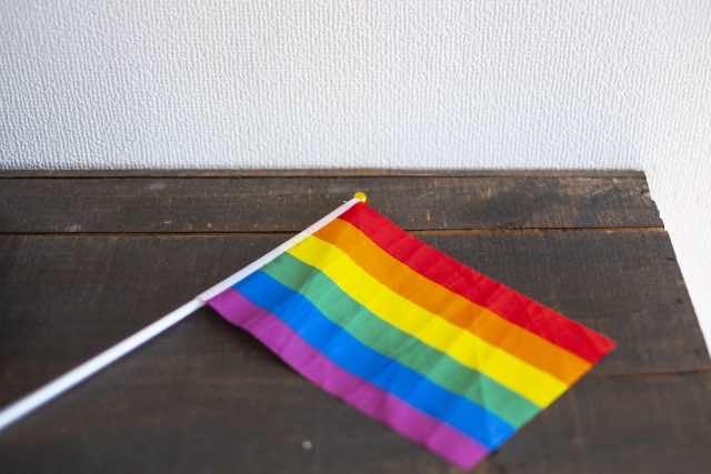 LGBTの旗 レインボーフラッグ