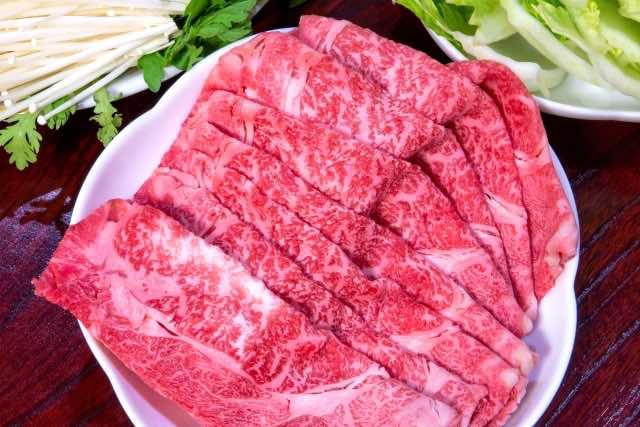 霜降り肉のイメージ