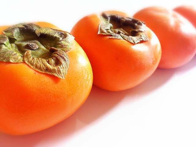 甘そうな柿