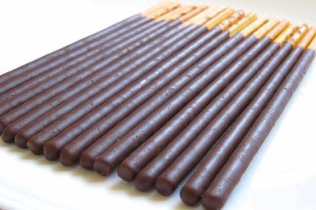 チョコレートのポッキー