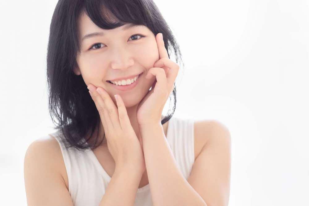 美容を心がける女性